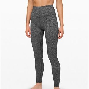 "LuluLemon - Wunder Under 28"". Women's size 4 NWT"